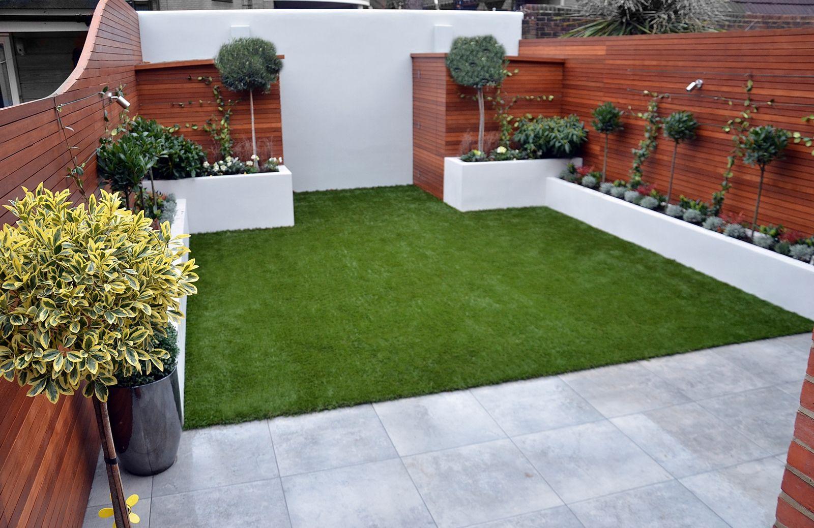 London Garden Designer | Back garden design, Courtyard ...
