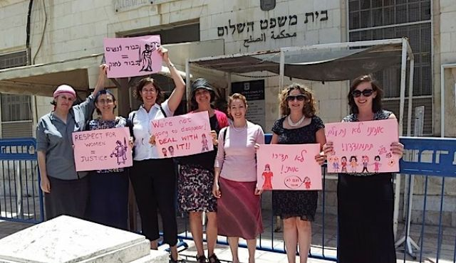 Beit Shemesh Women: Ultra-Orthodox Extremists Harassing Women Over 'modesty