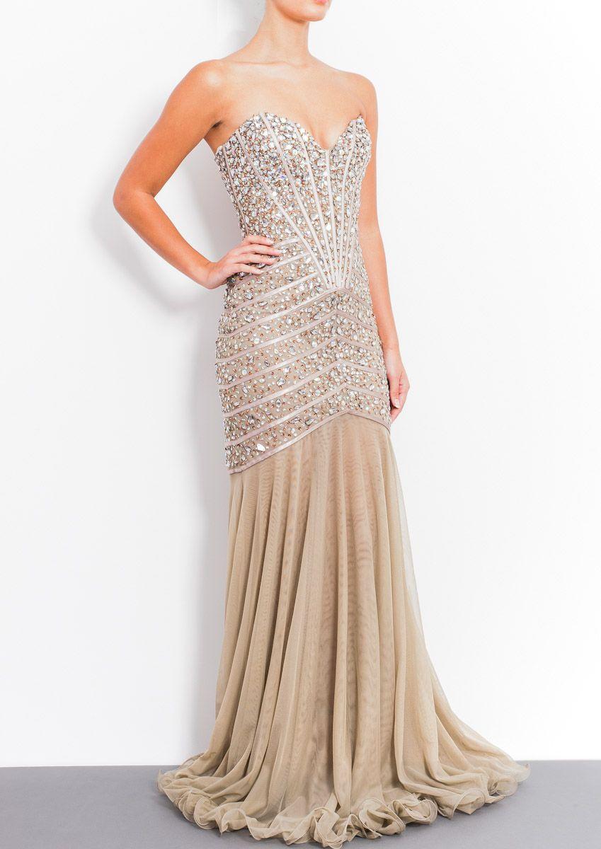 Sparkle beige sparkly dress my style pinterest beige sparkly