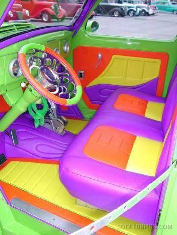 Funny Car Interior Colors Funny Pictures By Cool Fun Pics LA - Cool fun cars