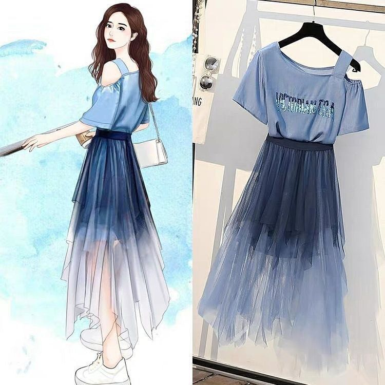 You As Idol Kpop Fashion Illustration Dresses Fashion Attire Fashion Sketches Dresses