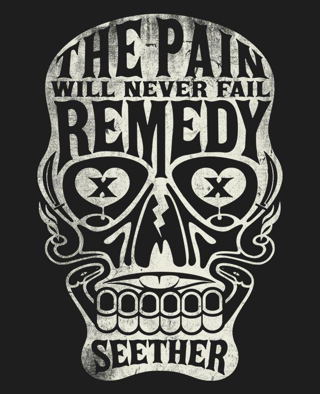 Lyric remedy seether lyrics : SEETHER by Fermin Mata at Coroflot.com | Graphic Design ...