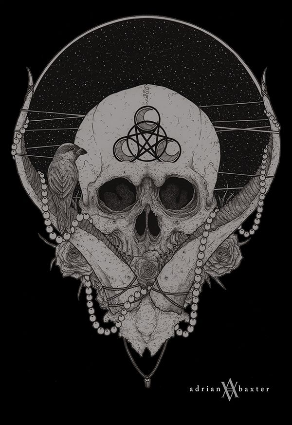 Portfolio on Behance | DNA | Pinterest | Behance, Occult ...