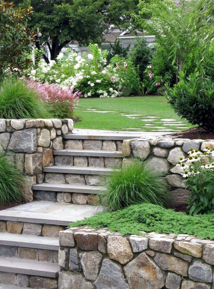 41 Favourite Ideas For Backyard Landscaping On A Budget For You The Expert Beautiful Ideas Backyard Landscaping Landscape Design Front Yard Landscaping