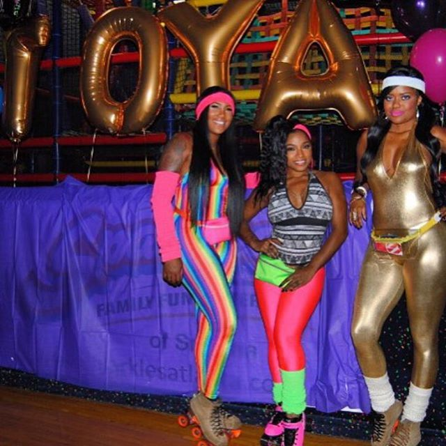 Antonia Wright On Instagram Toyas80sskateparty Rollinwithtoya Cc Karencivil Iamminglee 80s Party Outfits 80s Party Costumes 80s Fashion Party