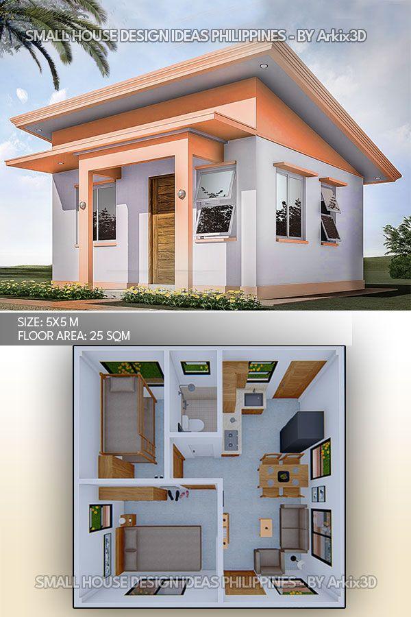 Photo of SMALL HOUSE DESIGN IDEA NO1