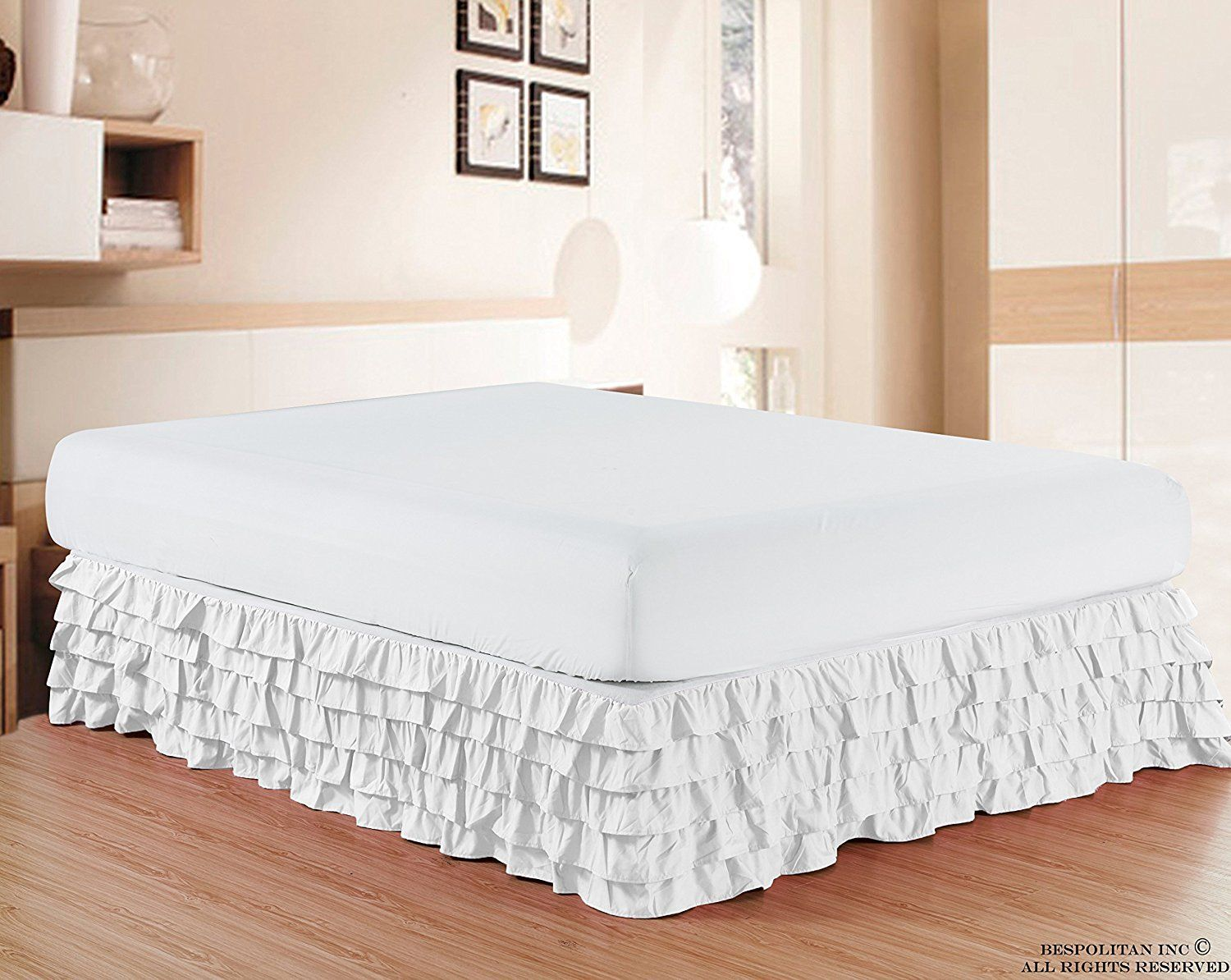 This is how to skirt a daybed Daybed bedding, Bedskirt