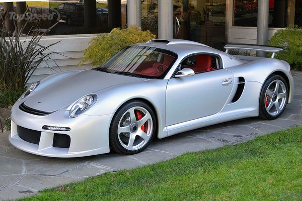 ❤ Best of Porsche @ MACHINE ❤ (2009 PORSCHE RUF CTR-3)