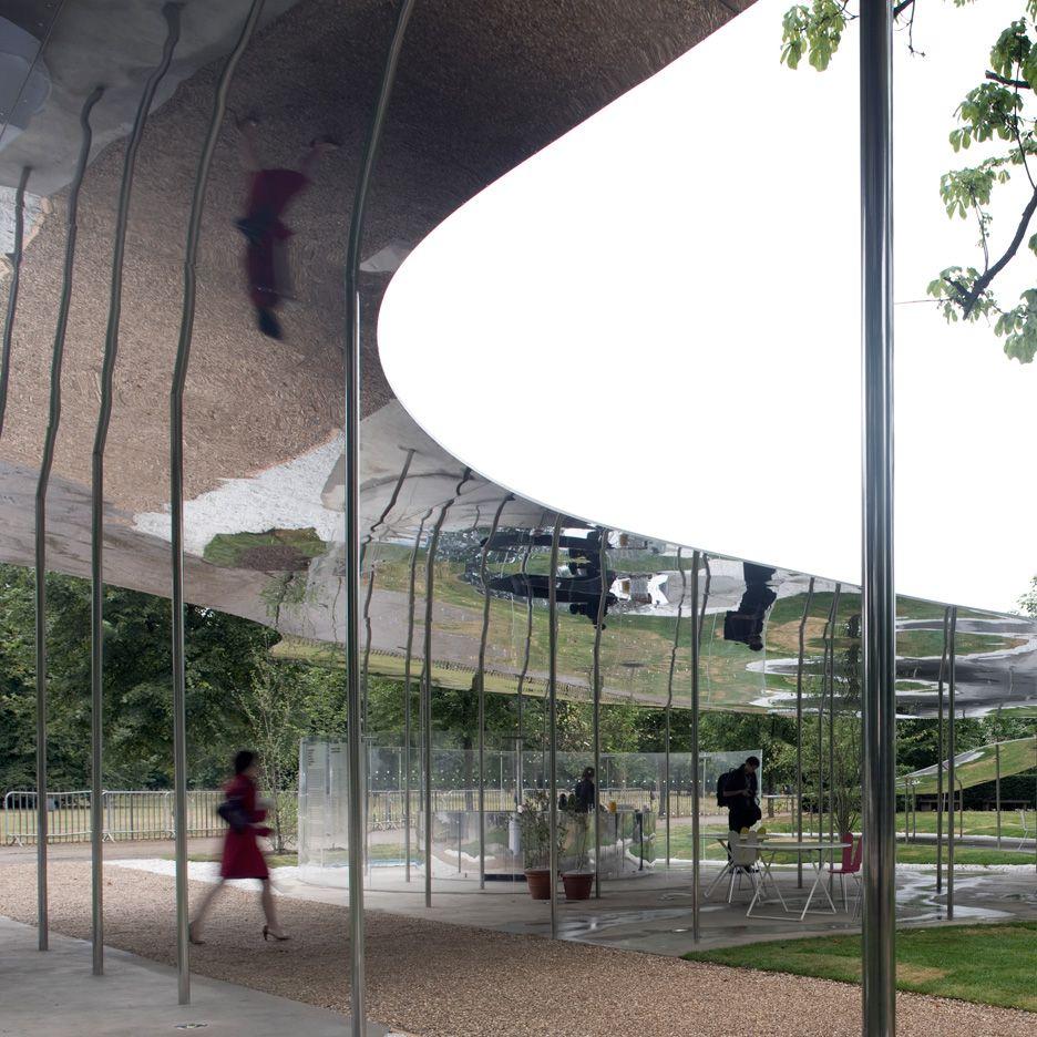 Video Serpentine Gallery Pavilion 2009 By Sanaa Ryue