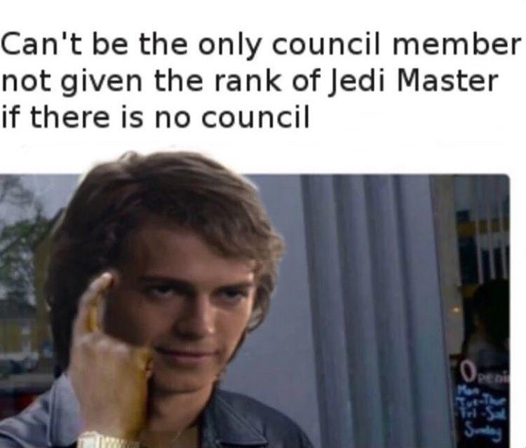 Master Skywalker Kid Meme