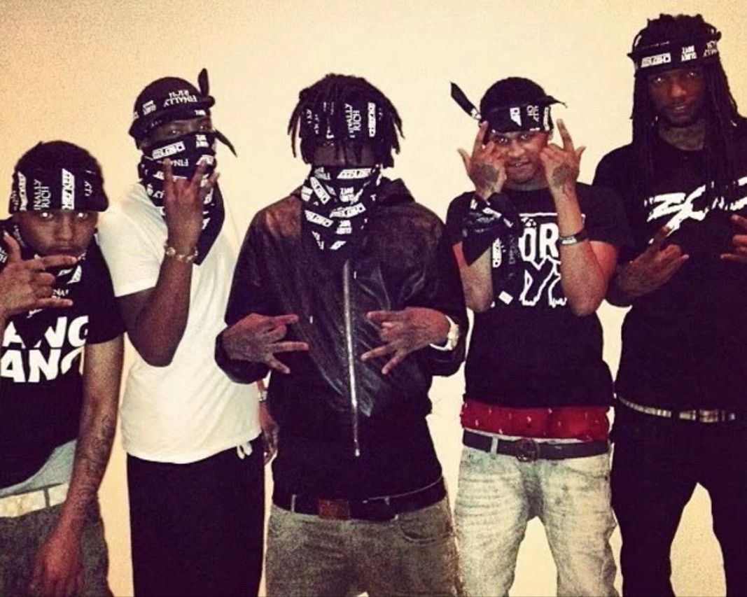 Glory Boyz Chief Keef Rich Homie Quan Gang