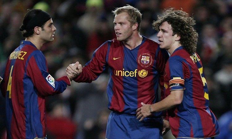 Desta vez foi o atacante islandês Eidur Gudjohnsen, ex-Barcelona e Chelsea, se colocar à disposição para defender Chapecoense para próxima temporada.