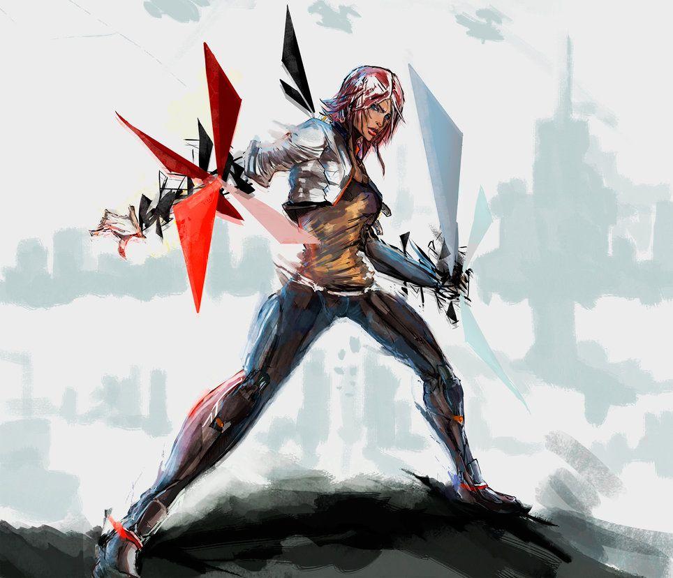 Remember Me - Nilin by krizalidbrando on deviantART