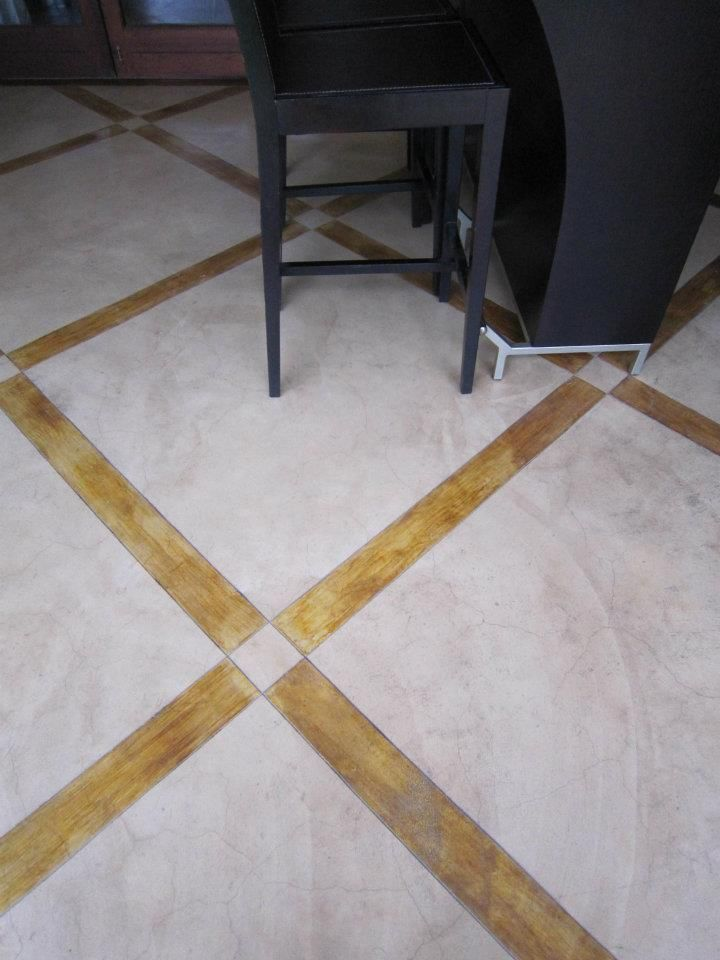 www.cemente.co.za - cement floors - with stainer made to look like ...