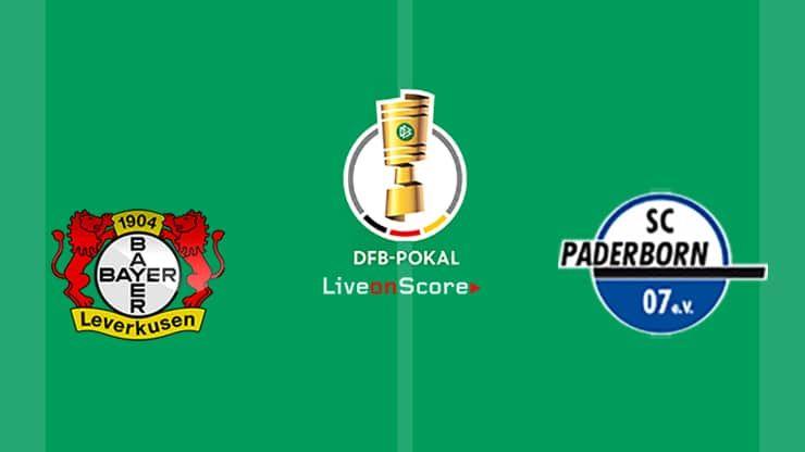 Bayer Leverkusen Vs Paderborn Preview And Prediction Live Stream Dfb Pokal 1 16 Finals 2019 2020 Allsportsnews Football Previ Predictions Streaming Bayern