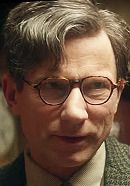 Simon McBurney as Frank Hawking father of Stephen Hawking in The Theory of Eve  Simon McBurney as Frank Hawking father of Stephen Hawking in The Theory of Everything movi...