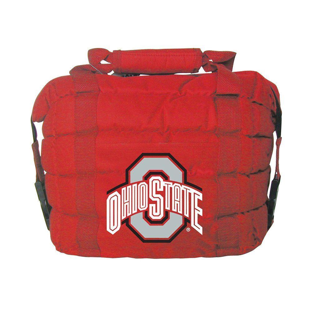 Ohio State Buckeyes Ncaa Ultimate Cooler Bag Cooler Bag