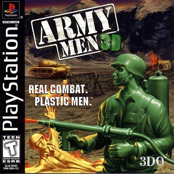 Playstation Army 3d Google Search Juegos Psx Descarga Juegos