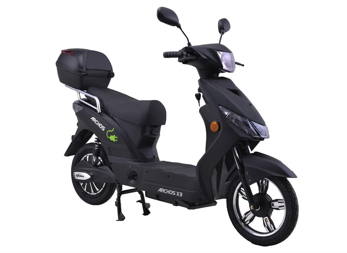 Archos se diversifie dans le scooter lectrique