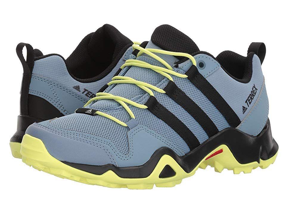 0d2ba03e0 adidas Outdoor Terrex AX2R (Raw Grey Black Semi Frozen Yellow) Women s Shoes