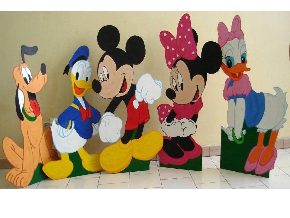 Mesa de fiesta infantil figuras en madera para mesas de - Mesa madera infantil ...