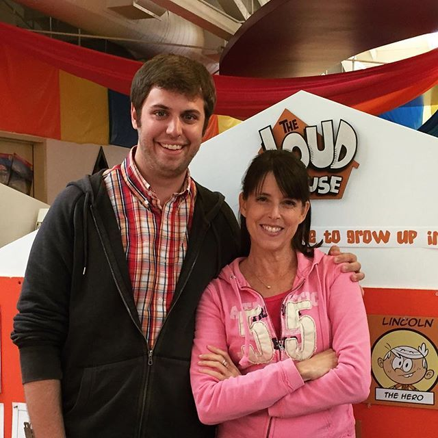 Got To Hang Out With Lara Jill Miller The Voice Of Lisa Loud Who