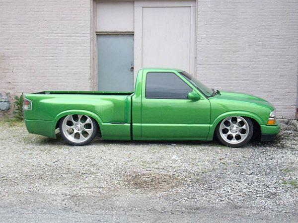 Gmc Sonoma S10 S10 Truck Mini Trucks Baby Trucks