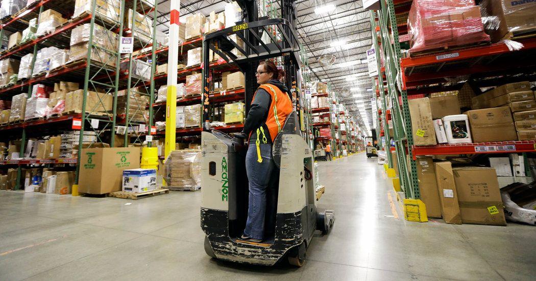 Amazon proves infertile soil for unions so far