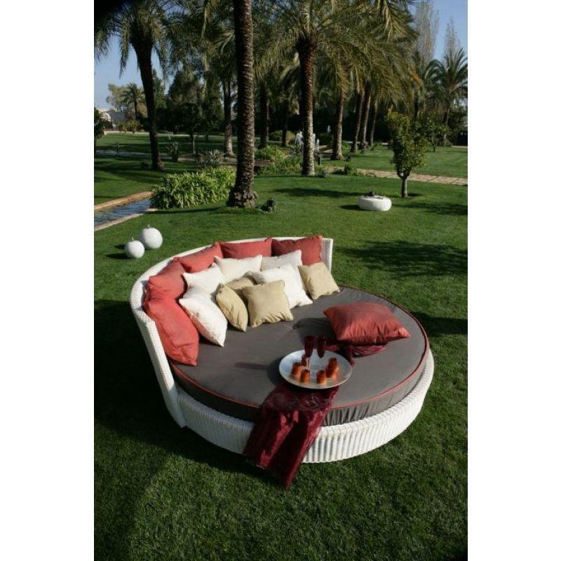 Sunbed Romantic von Point - Terrassenmöbel, Gartenmöbel, Loungemöbel ...