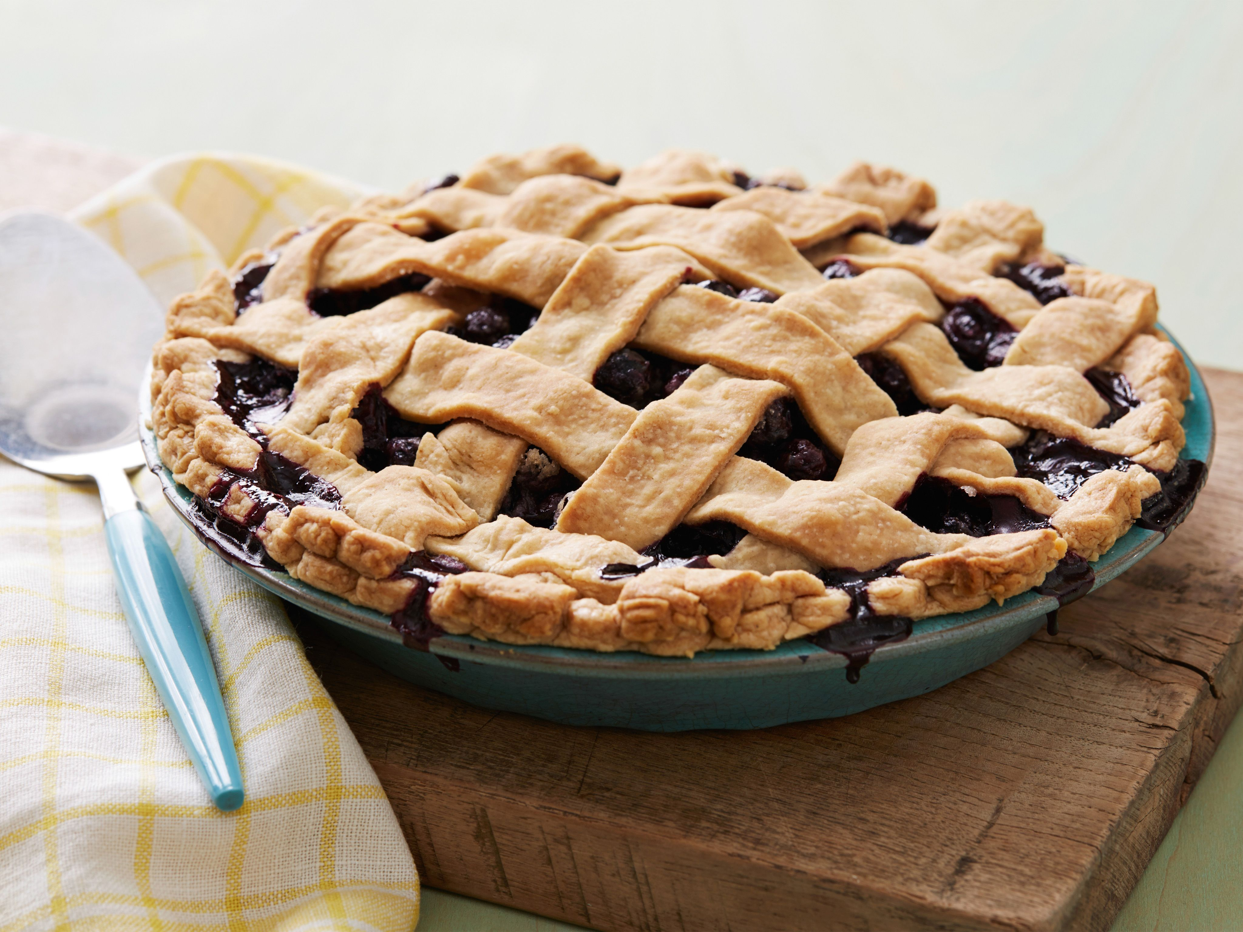 Blueberry pie recipe food network recipes dessert