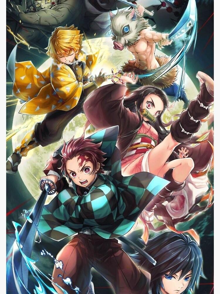 Pin By Julielen Gamer On Posters Anime Slayer Anime Superhero Wallpaper