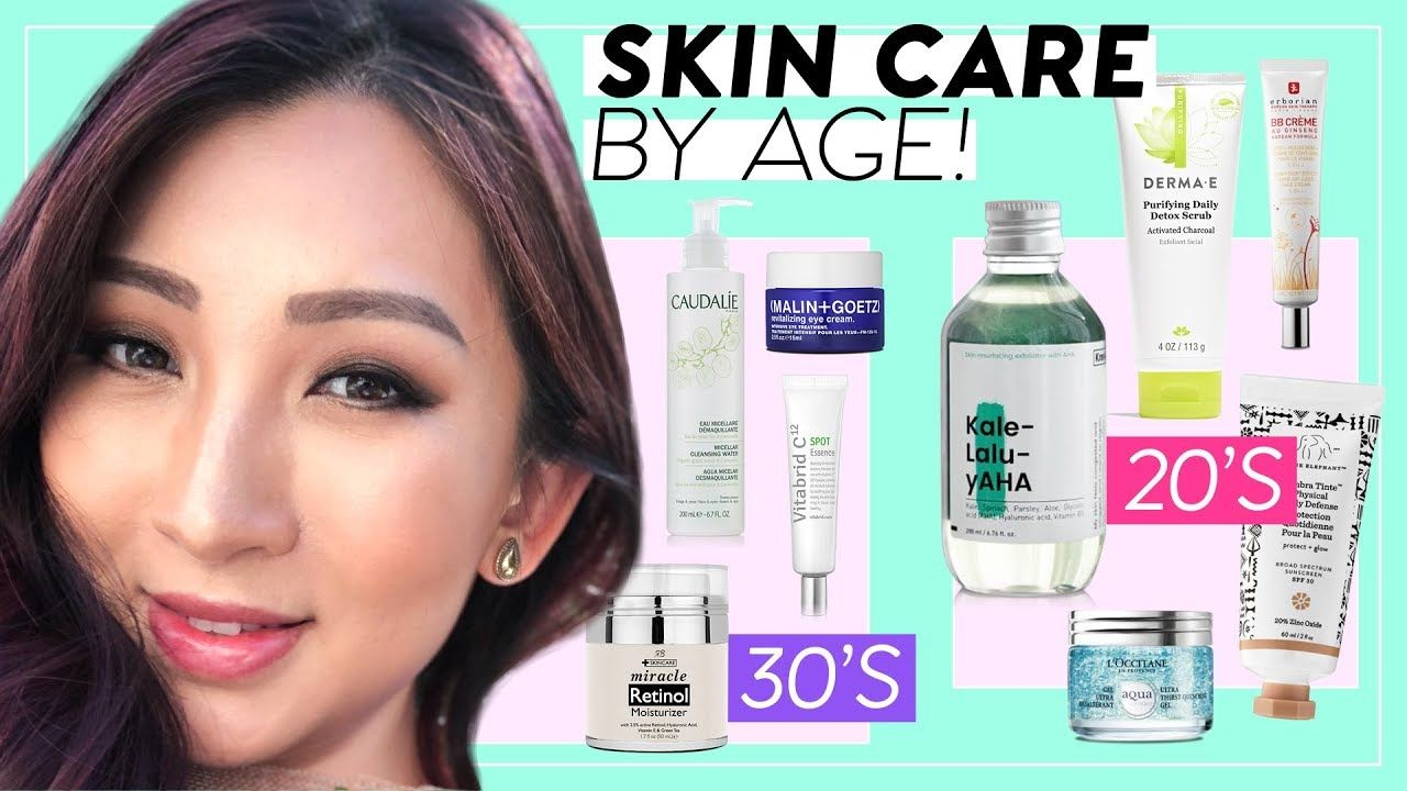 Best Skincare Routines For 20 S And 30 S How To Keep Skin Looking Young 5 Anti Aging Tips Youtube Rosacea Skin Care Skin Care 20s Anti Aging Skin Products