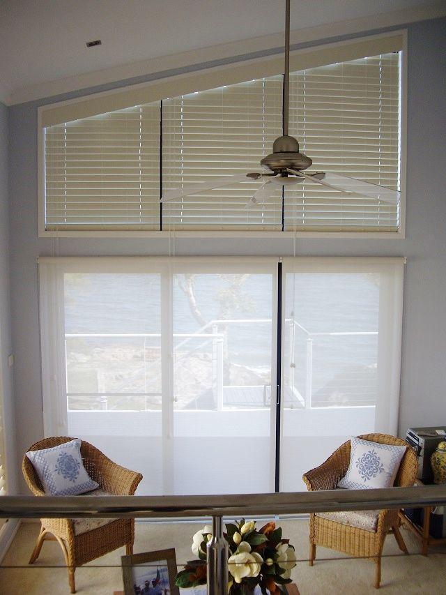 Angled Window Dressing Google Search Home Decor