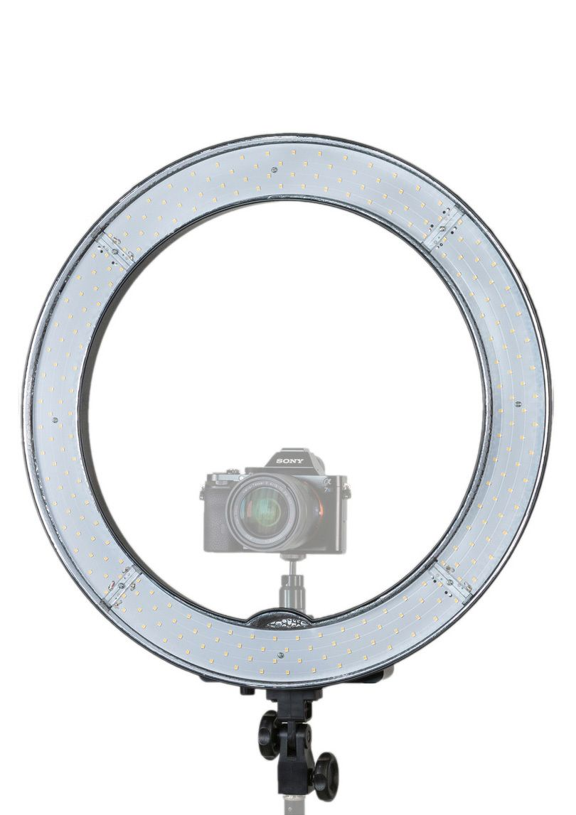 Prismatic Led Halo Ring Light With Images Halo Ring Light Led