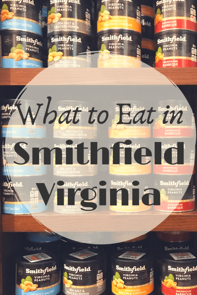 What to Eat in Smithfield, VA Eat, Smores flavors, Honey