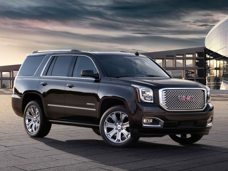 First Look At Gm S Bold New Tahoe Suburban Yukon And Denali Suvs