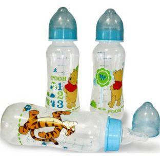 Buy Disney Winnie The Pooh 3pk Standard Feeding Bottles At Argos