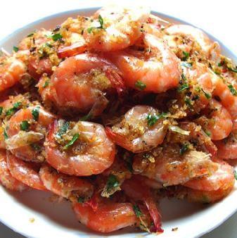 Easy shrimp recipes asian