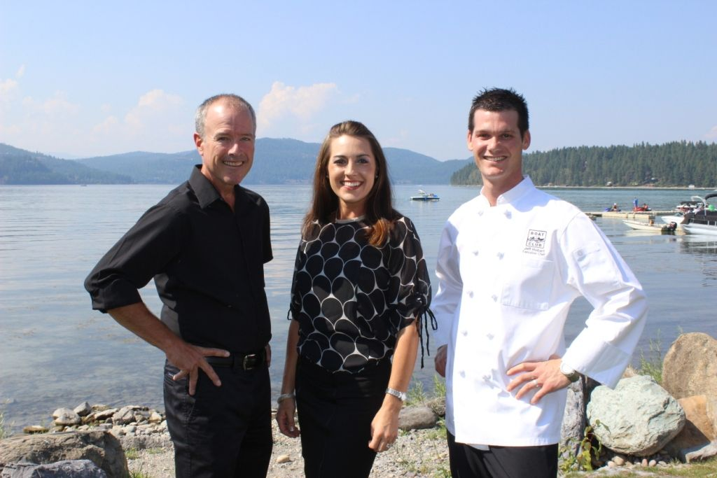 Bar Manager, Chappy - Restaurant Manager, Heather Schoff - bar manager