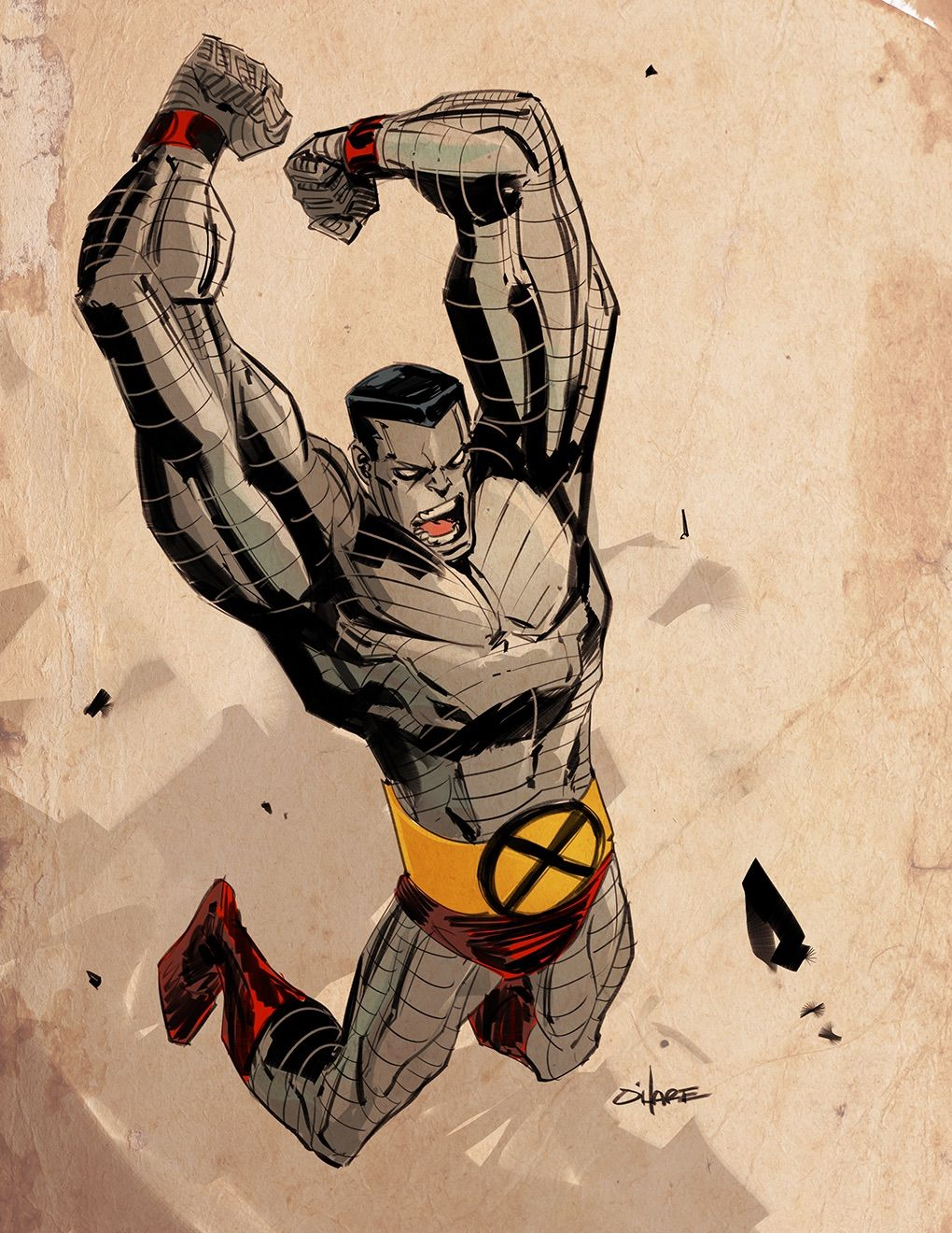 Colossus by Michael O'Hare