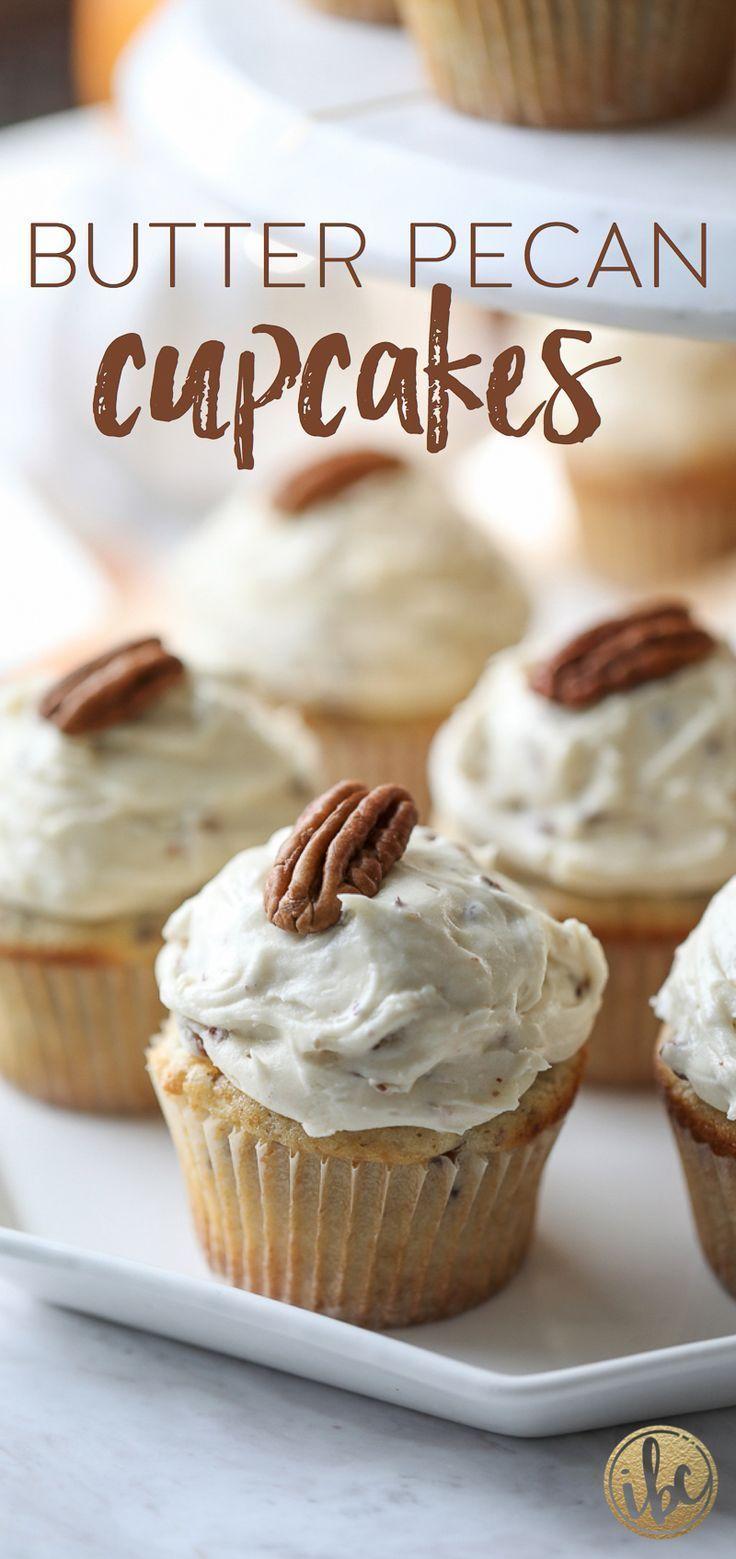 Butter Pecan Cupcakes Rezept - macht ein köstliches und einfaches Rezept für Herbstdesserts. # ..., Butter Pecan Cupcakes Rezept – macht ein köstliches und einfaches Rezept für Herbstdesserts. #Butter #pecan #Cupcakes #fallen #Herbst   Source by inspiredbycharm ,#butter #cupcakes #einfaches #kostliches #macht #pecan #rezept #falldesserts
