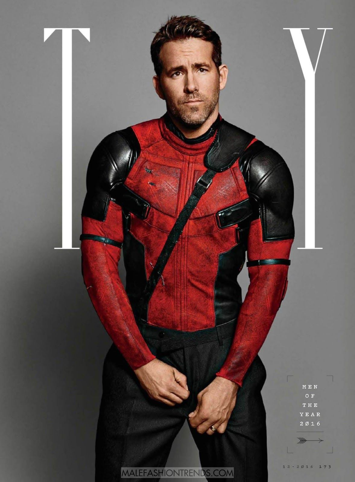 Ryan Reynolds para GQ USA 'Men of the Year' Issue en 2019 ...