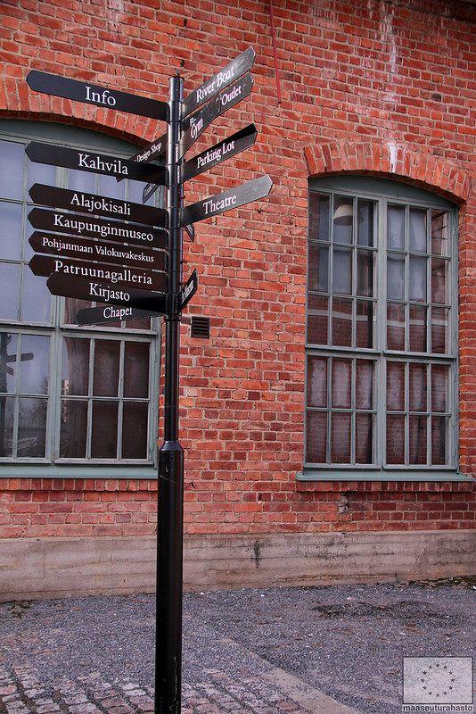 Kulttuurikeskus Vanha Paukku - Lapua, Suomi Finland © Marjut Hakkola, 2014 | http://fi.wikipedia.org/wiki/Vanha_Paukku