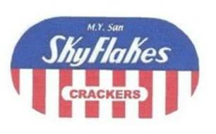 BRAND NAME/TRADEMARK: Sky flakes having the tradition of creating delectable and high quality biscuits which are known and loved by Filipinos through many generations.