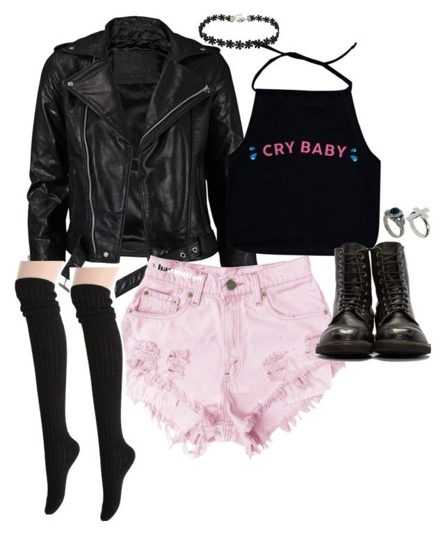 """""""Untitled #497"""" by trelyn-sutherland ❤ liked on Polyvore featuring VIPARO, Levi's and River Island"""