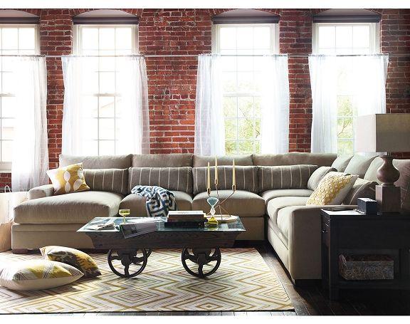 American Signature Furniture Ventura Upholstery
