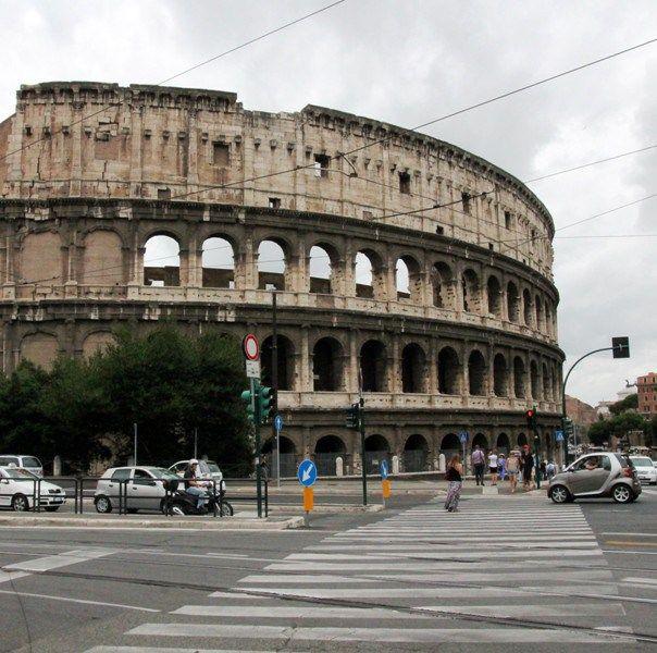 Spaziergänge zu Roms Sehenswürdigkeiten (mit Bildern