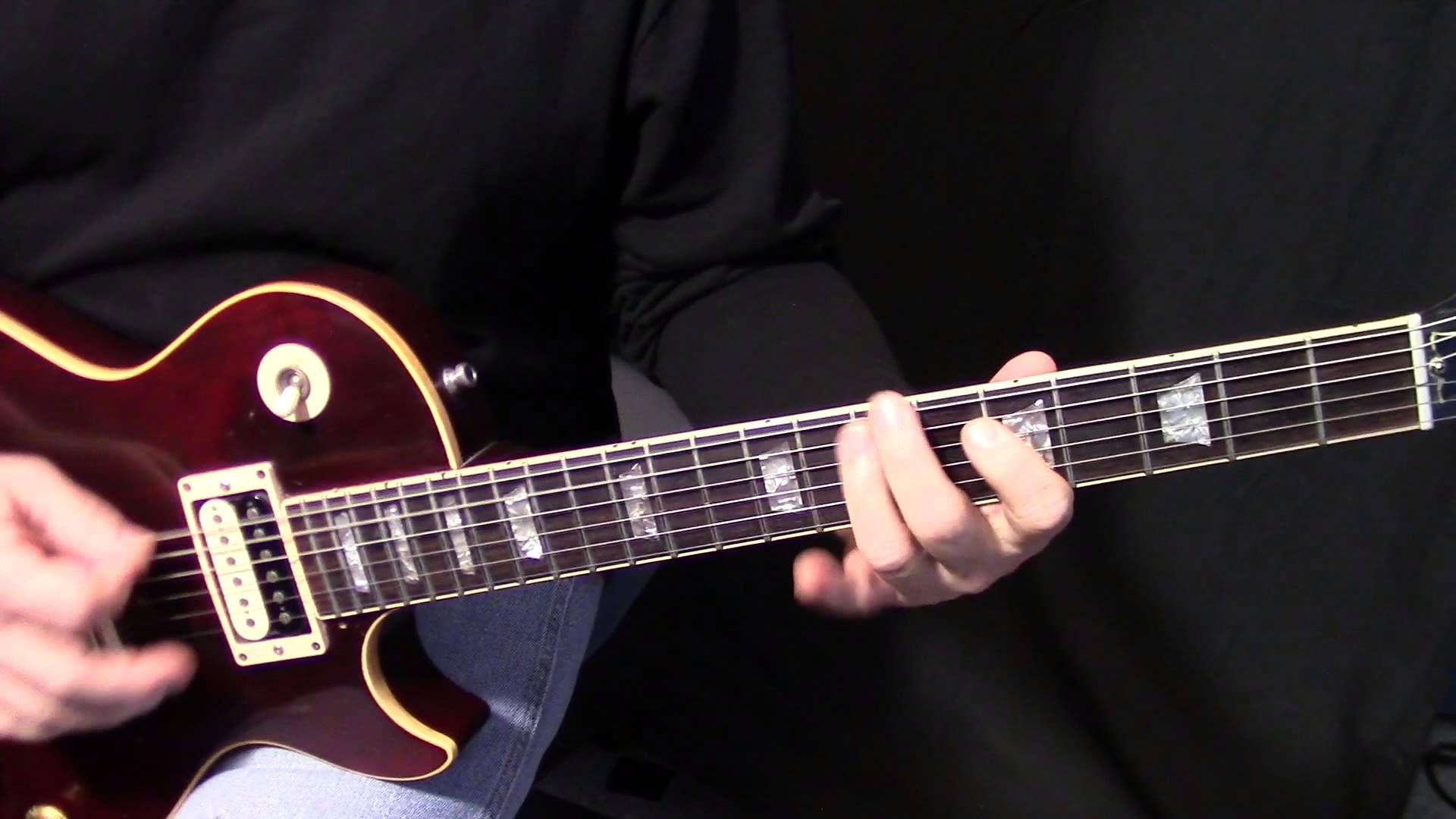 an electric guitar lesson on how to play black dog by led zeppelin on guitar this is for the. Black Bedroom Furniture Sets. Home Design Ideas