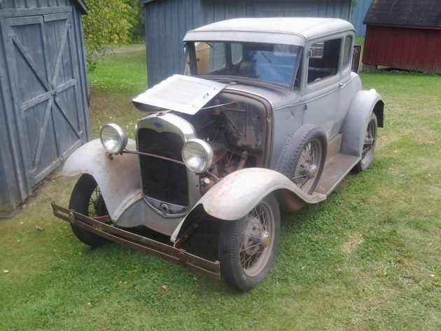 From A To Barn Find 1930 Model Ford BarnFinds ModelA