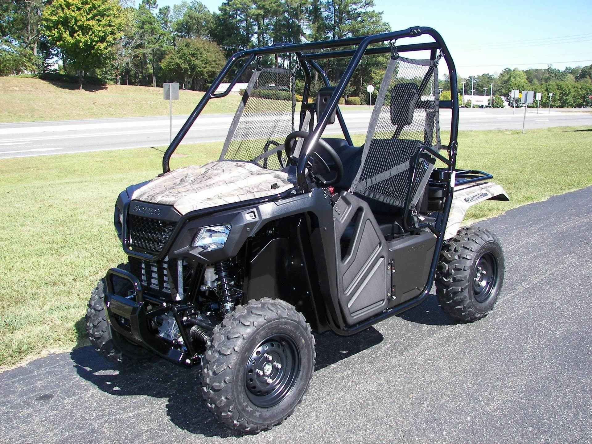 New 2017 Honda Pioneera 500 Camo Atvs For Sale In North Carolina This Is A New 2017 Honda Pioneer 500 This Is A Unique Si Honda Pioneer 500 Honda Fun Sized